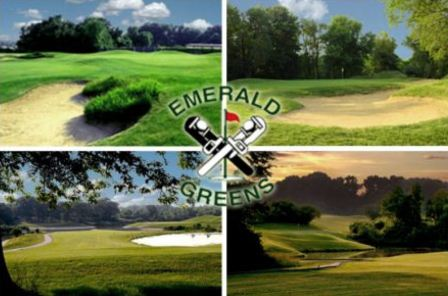 Emerald Greens Golf Course, CLOSED 2018, Saint Louis, Missouri, 63138 - Golf Course Photo