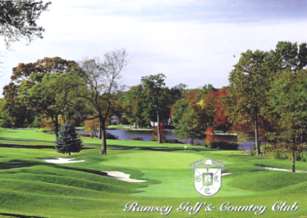 Ramsey Golf & Country Club, Ramsey, New Jersey, 07446 - Golf Course Photo