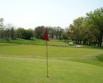 Flagg Creek Golf Course, Countryside, Illinois, 60525 - Golf Course Photo