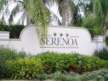 Golf Course Photo, Serenoa Golf Club, Sarasota, 34241