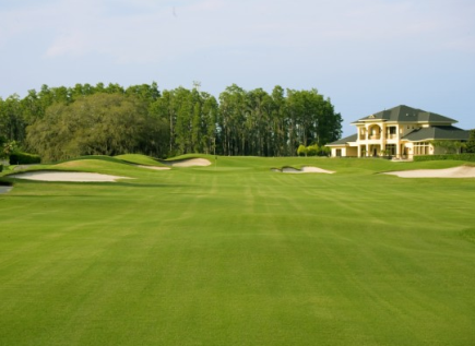 Golf Course Photo, Wentworth Golf Club, Tarpon Springs, 34689