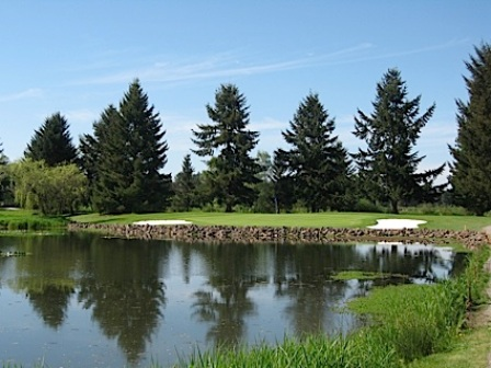 Golf Course Photo, Riverside Golf Club, Riverside Golf Course, Chehalis, 98532