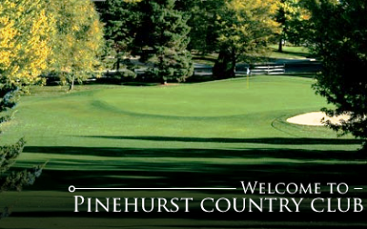 Pinehurst Country Club -Pinehurst Eighteen Hole