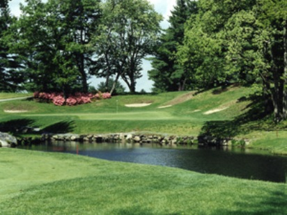 The New England Country Club,Bellingham, Massachusetts,  - Golf Course Photo