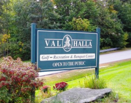 Val Halla Golf & Recreation Center, Cumberland Center, Maine, 04021 - Golf Course Photo