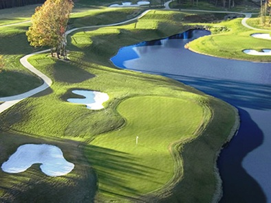Williamsburg National Golf Club,Williamsburg, Virginia,  - Golf Course Photo