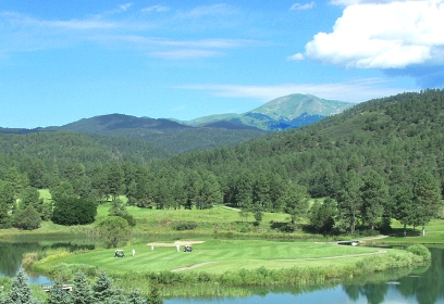 Inn Of The Mountain Gods,Mescalero, New Mexico,  - Golf Course Photo