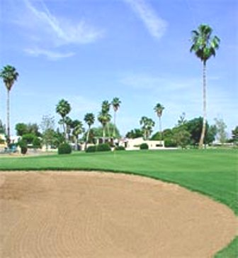Villa De Paz Golf Course, Phoenix, Arizona, 85037 - Golf Course Photo