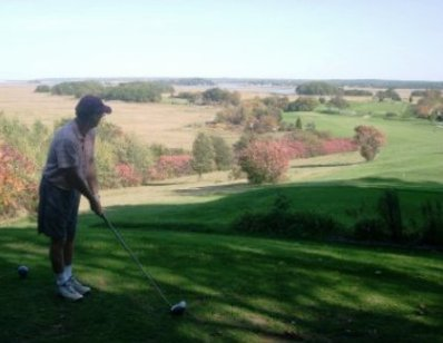 Cape Ann Golf Course,Essex, Massachusetts,  - Golf Course Photo