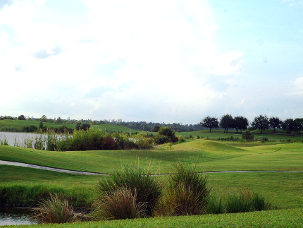 Okeeheelee Golf Course,West Palm Beach, Florida,  - Golf Course Photo