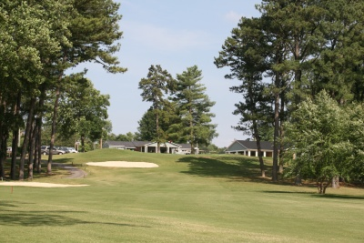 Kentucky Dam Village State Resort Park, Gilbertsville, Kentucky, 42044 - Golf Course Photo