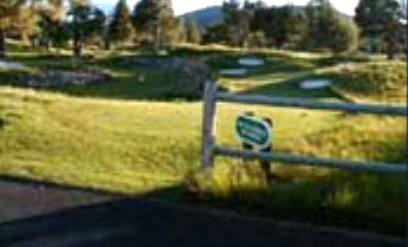 Eagle Crest Resort, Putting Course,Redmond, Oregon,  - Golf Course Photo