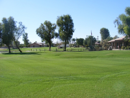 Desert Trails RV Park and Golf Course,El Centro, California,  - Golf Course Photo