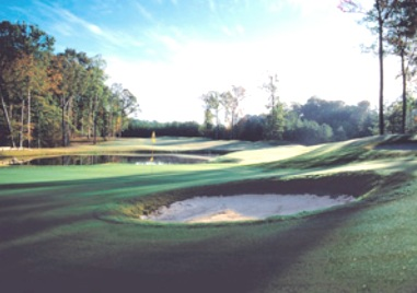 Kingsmill Golf Club & Resort, Woods Golf Course, Williamsburg, Virginia, 23185 - Golf Course Photo