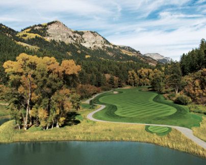 The Glacier Club at Tamarron,Durango, Colorado,  - Golf Course Photo