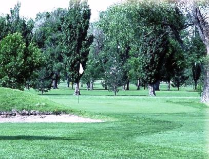 Westwind Country Club Golf Course,Ogallala, Nebraska,  - Golf Course Photo