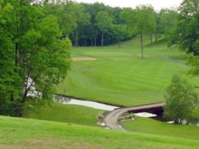 Golf Course Photo, Bunker Hill Golf Course, Medina, 44256