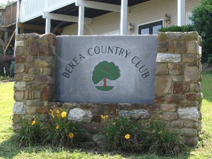 Berea Country Club,Berea, Kentucky,  - Golf Course Photo