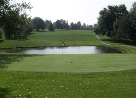 Cameron Veterans' Memorial Golf Club,Cameron, Missouri,  - Golf Course Photo