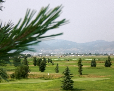 Fox Ridge Golf Course - Champion, Helena, Montana, 59602 - Golf Course Photo