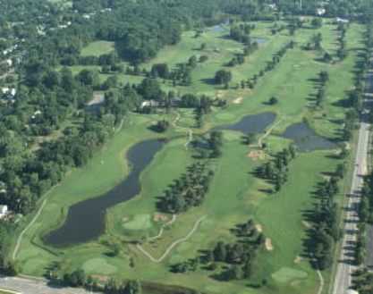 Golf Course Photo, Groesbeck Golf Course, Lansing, 48906