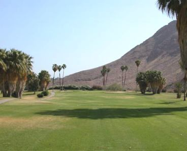 Golf Course Photo, Canyon South Golf Course, Palm Springs, 92264