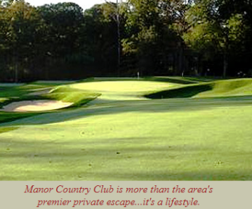 Golf Course Photo, Manor Country Club -Regulation, Rockville, 20853