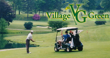 Golf Course Photo, Village Green Golf Course, Hickory, 15340