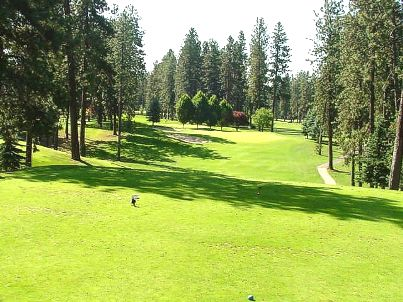 Coeur D Alene Public Golf Course,Coeur D Alene, Idaho,  - Golf Course Photo