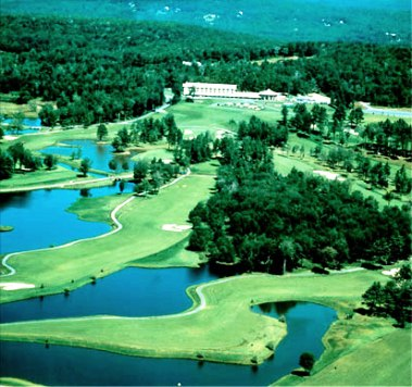 Concord Resort & Golf Club, The International, CLOSED 2009,Kiamesha Lake, New York,  - Golf Course Photo