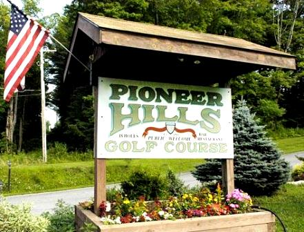 Pioneer Hills Golf Course,Ballston Spa, New York,  - Golf Course Photo