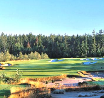Golf Course Photo, Washington National Golf Club, Auburn, 98092