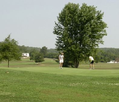 Shadow Lake Golf & Country Club, Wheatland, Missouri, 65779 - Golf Course Photo
