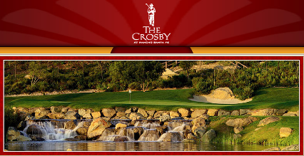 Golf Course Photo, The Crosby Club, Rancho Santa Fe, 92067