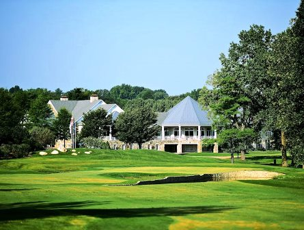 Westwood Country Club, Vienna, Virginia, 22180 - Golf Course Photo