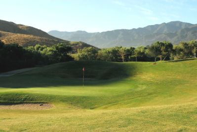 Dos Lagos Golf Course,Corona, California,  - Golf Course Photo