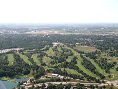 Finkbine Golf Course, Iowa City, Iowa, 52242 - Golf Course Photo