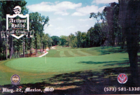Arthur Hills Golf Club,Mexico, Missouri,  - Golf Course Photo