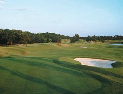 Golf Course Photo, Riverchase Golf Club, Coppell, 75019