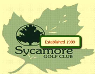 Sycamore Golf Club,Columbus, Indiana,  - Golf Course Photo