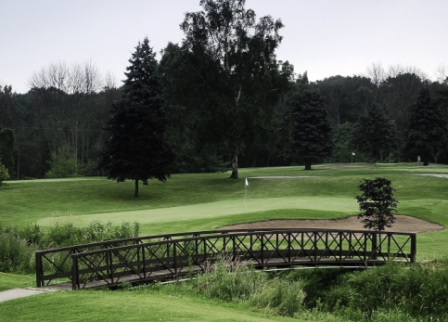 Golf Course Photo, Valleywood Golf Club, Swanton, 43558