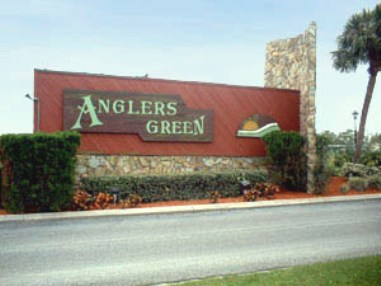 Anglers Green,Mulberry, Florida,  - Golf Course Photo