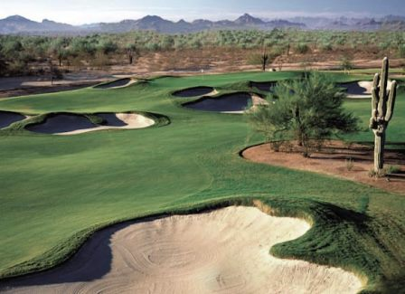 Golf Course Photo, Marriott Wildfire Golf Club, Faldo Golf Course, Phoenix, 85054