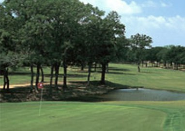 Walnut Creek Country Club -Oak,Mansfield, Texas,  - Golf Course Photo