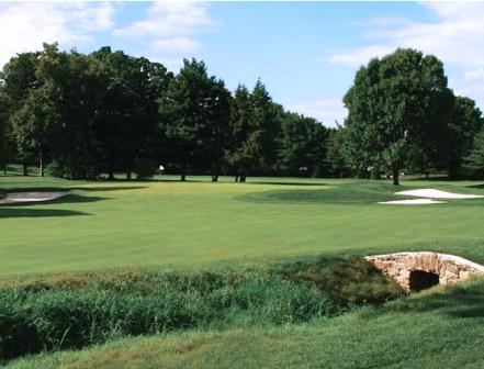 Golf Course Photo, Baltusrol Golf Club, Lower Course, Springfield, 07081