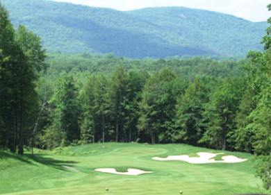 The Club at River Oaks,Sherman, Connecticut,  - Golf Course Photo