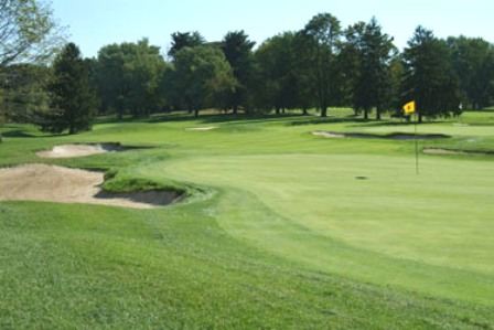 Woodbury Country Club, CLOSED 2009,Woodbury, New Jersey,  - Golf Course Photo