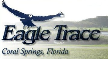 TPC at Eagle Trace, Coral Springs, Florida, 33071 - Golf Course Photo