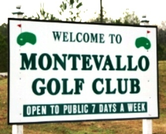 Golf Course Photo, Montevallo Golf Club, Montevallo, 35115
