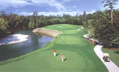 River Landing Country Club -River,Wallace, North Carolina,  - Golf Course Photo